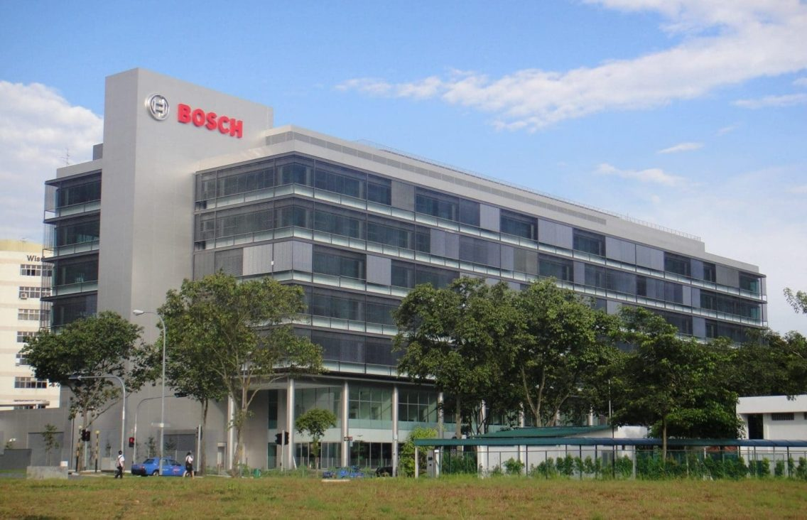 Bosch.IO Location Singapore
